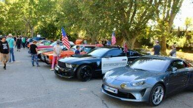 Photo of TRESQUES En images : le Festif motors bat son plein