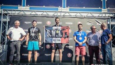 Photo of PARIS Le Gardois Steve Rapiteau remporte une médaille d'or à la course d'obstacles Spartan Race