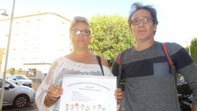 Photo of ALÈS Les parents et amis du Camsp ne lâchent rien