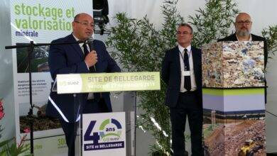 Photo of BELLEGARDE Une nouvelle valorisation du biogaz sur le site de Suez