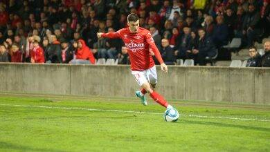 Photo of NÎMES OLYMPIQUE Vlatko Stojanovski prêté à Chambly, en Ligue 2