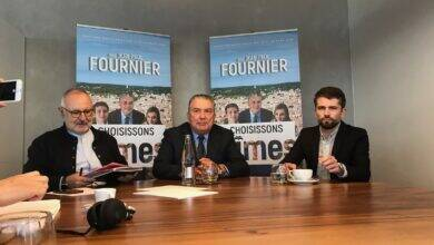 Photo of OFFICIEL Jean-Paul Fournier candidat pour un quatrième mandat