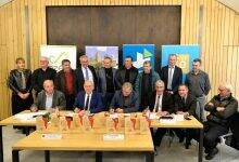 Photo of SAINT-JEAN-DU-GARD Signature du contrat « Grand Site Occitanie Cévennes »