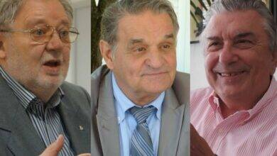Photo of POLITIQUE William Portal, Max Roustan, Jean-Paul Fournier : les papys font de la résistance !