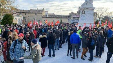 Photo of EN DIRECT Manifestation du 5 décembre 2019 : la situation dans le Gard