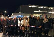 Photo of GALLARGUES La halle des sports Claude-Chappe inaugurée