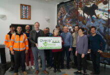 Photo of SAINT-LAURENT-D'AIGOUZE La Ville obtient le label « Terre saine »