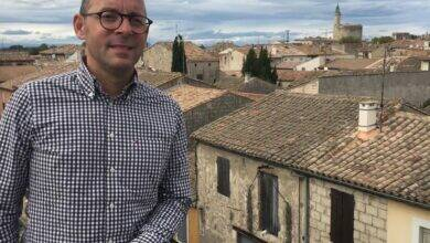 Photo of AIGUES-MORTES Stéphane Pignan repart en campagne