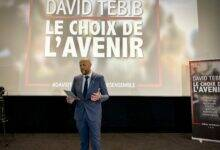Photo of MUNICIPALES David Tebib, le désir du changement
