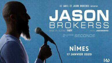 Photo of À VOS AGENDAS L'humoriste Jason Brokerss à Nîmes