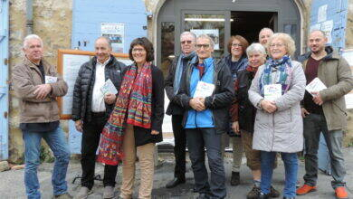 Photo of MUNICIPALES Geneviève Blanc inaugure son local de campagne