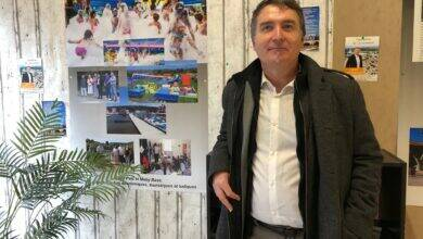 Photo of PONT-SAINT-ESPRIT Lotissement des Cigales : Didier Bonneaud se positionne