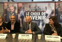 Photo of MUNICIPALES La liste de David Tebib fait son chemin