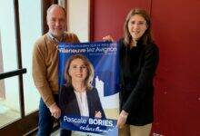 Photo of VILLENEUVE-LÈS-AVIGNON Municipales : Pascale Bories candidate, « naturellement »