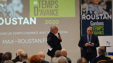 Photo of MUNICIPALES L'heure du bilan pour Max Roustan
