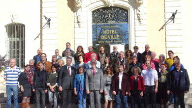 Photo of MUNICIPALES La photo de famille du Printemps alésien