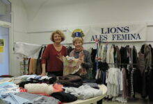 Photo of ALÈS Le Lions club Alès femina fait son vide-dressing