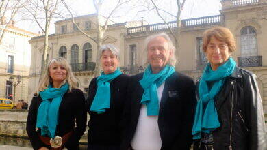 Photo of MUNICIPALES Sibylle Jannekeyn et Karine Voinchet appellent à voter pour Vincent Bouget